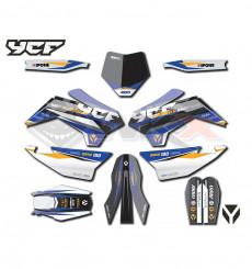 Piece Kit déco YCF SP3 2021 de Pit Bike et Dirt Bike