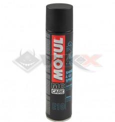 Piece Spray Nettoyant MOTUL MC CARE shine and go 400 ml de Pit Bike et Dirt Bike