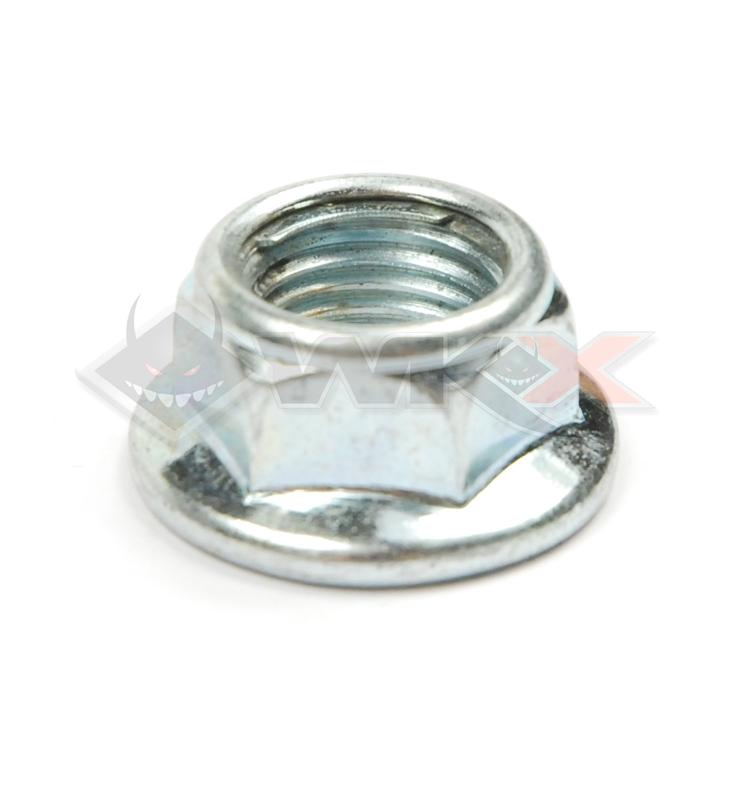Ecrou pour axe de roue diamètre 15 mm