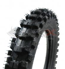 Piece Pneu YUANXING / GUANGLI 90 / 100x14 de Pit Bike et Dirt Bike