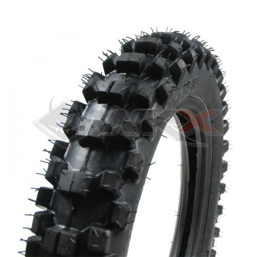 Piece Pneu YUANXING / GUANGLI 70 / 100x17 de Pit Bike et Dirt Bike