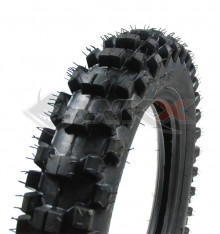 Piece Pneu avant GUANGLI 60/100x14 de Pit Bike et Dirt Bike