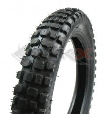 Piece Pneu YUANXING / GUANGLI 2.50x14 T de Pit Bike et Dirt Bike