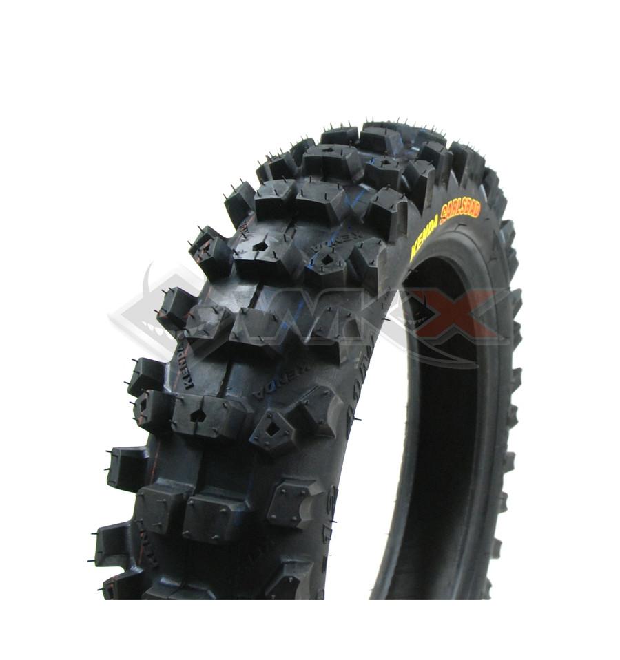 kenda karlsbad pneu 80 100x12 de mini moto pit bike et dirt bike. Black Bedroom Furniture Sets. Home Design Ideas