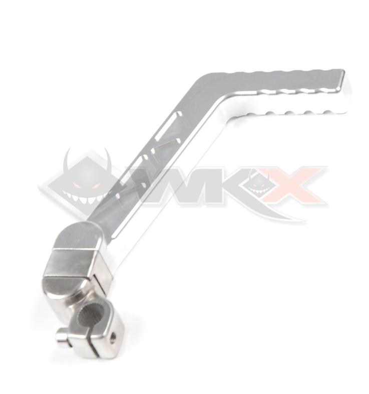 Kick aluminium CNC anodisé axe 13 mm ALU