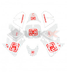 Piece Kit décoration DC SHOES CRF 50 de Pit Bike et Dirt Bike