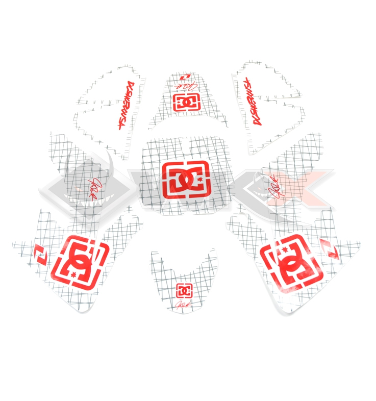 Kit décoration DC SHOES CRF 50