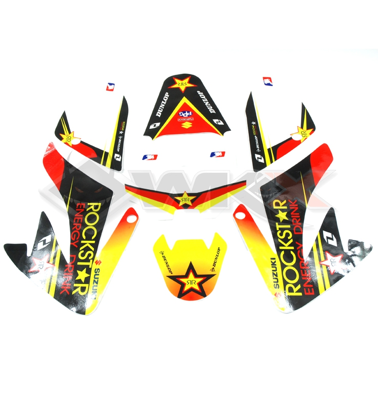 Kit décoration ROCKSTAR CRF 50