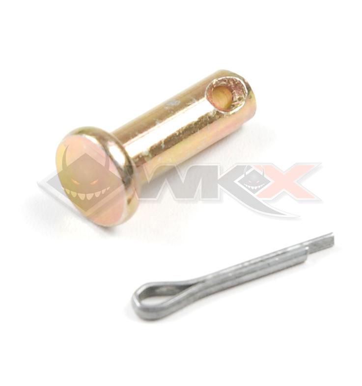 Axe de liaison maitre cylindre / pédale de frein