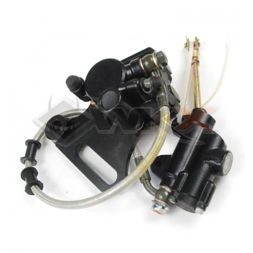 Piece Système de frein arrière axe 15mm de Pit Bike et Dirt Bike