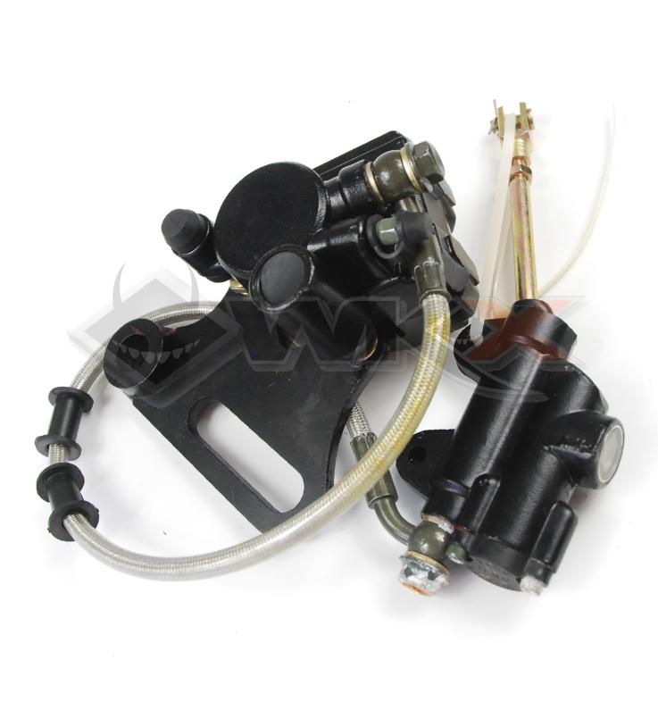 Système de frein arrière complet axe 12 mm