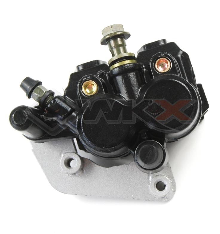Etrier de frein avant double piston montage MARZOCCHI