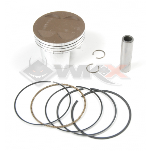 Piece Kit piston 150 YX type KLX 4 soupapes diamètre 60 axe 13 mm de Pit Bike et Dirt Bike