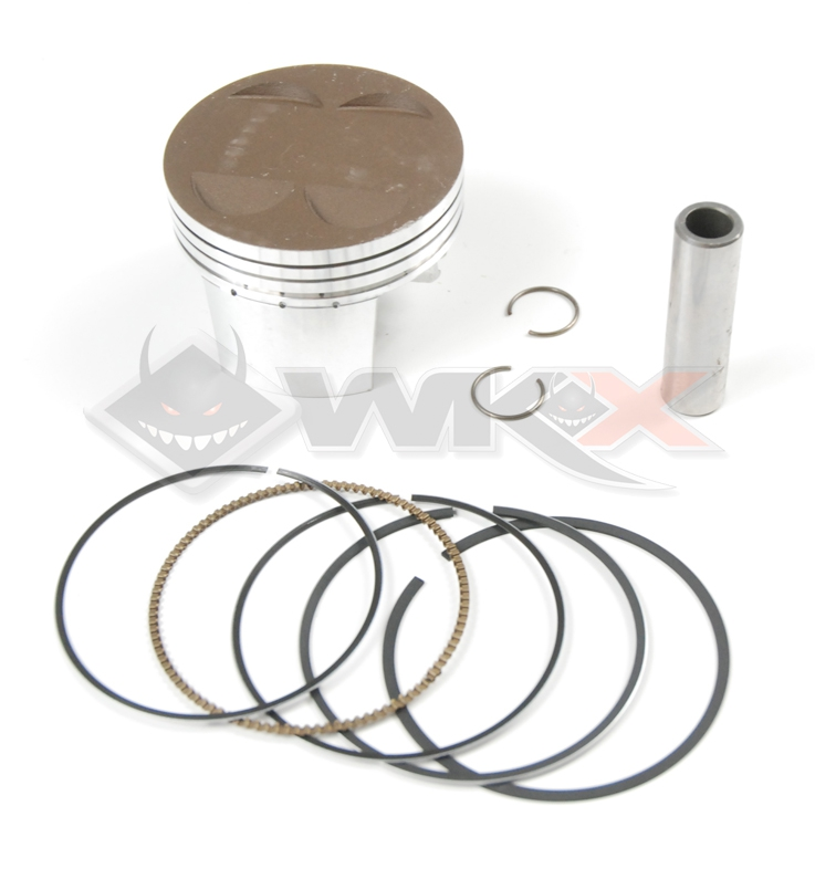 Kit piston 150 YX type KLX 4 soupapes diamètre 60 axe 13 mm