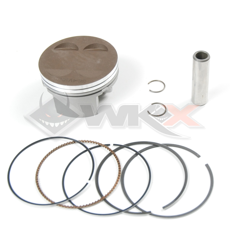 Kit piston 160 YX type KLX 4 soupapes diamètre 62 axe 13 mm