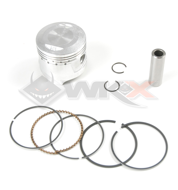 Kit piston 70 / 90 LIFAN diamètre 47 axe 13 mm