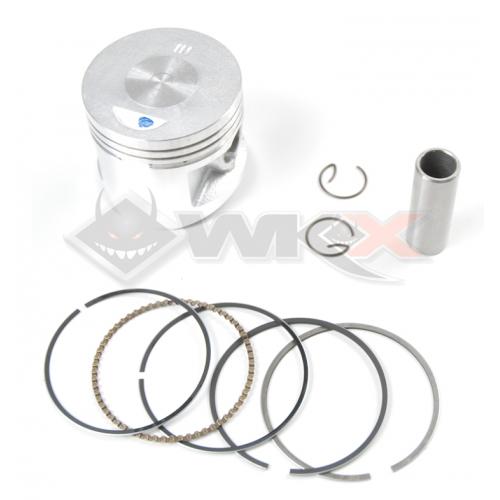 Piece Kit piston 140 LIFAN diamètre 55 axe 15 mm de Pit Bike et Dirt Bike