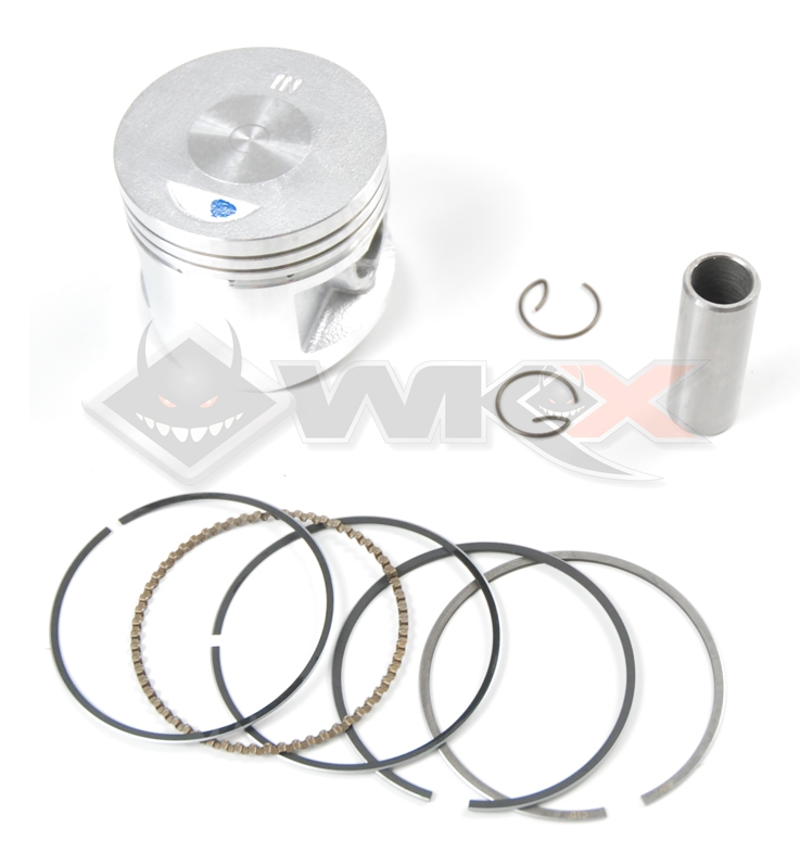 Kit piston 140 LIFAN diamètre 55 axe 15 mm