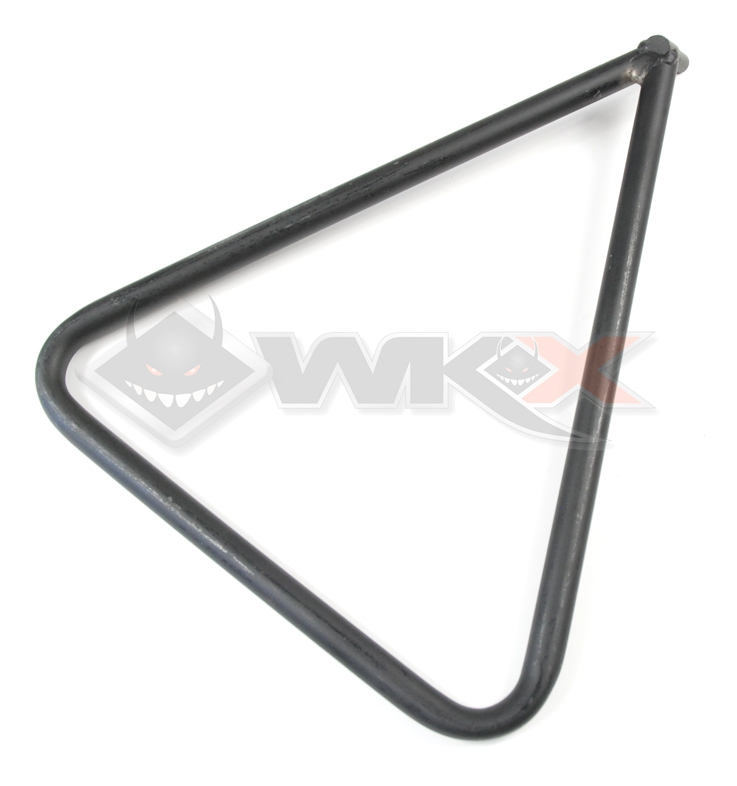 Bequille stand triangle