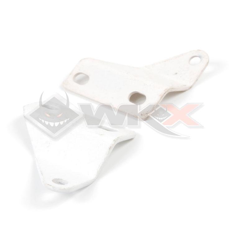 Platine fixation moteur / cadre CRF 70 et KLX