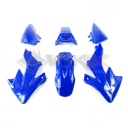 Piece Kit plastique CRF 50 BLEU de Pit Bike et Dirt Bike