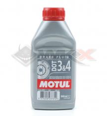 Piece Liquide de frein MOTUL DOT 3 & 4 de Pit Bike et Dirt Bike