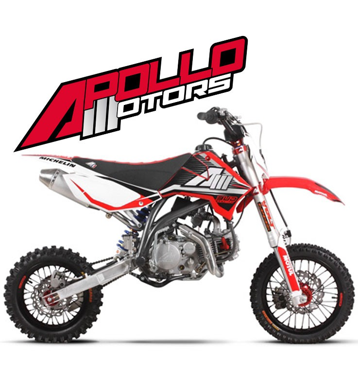 Pit Bike APOLLO RFZ ELITE 150 S - Edition 2015