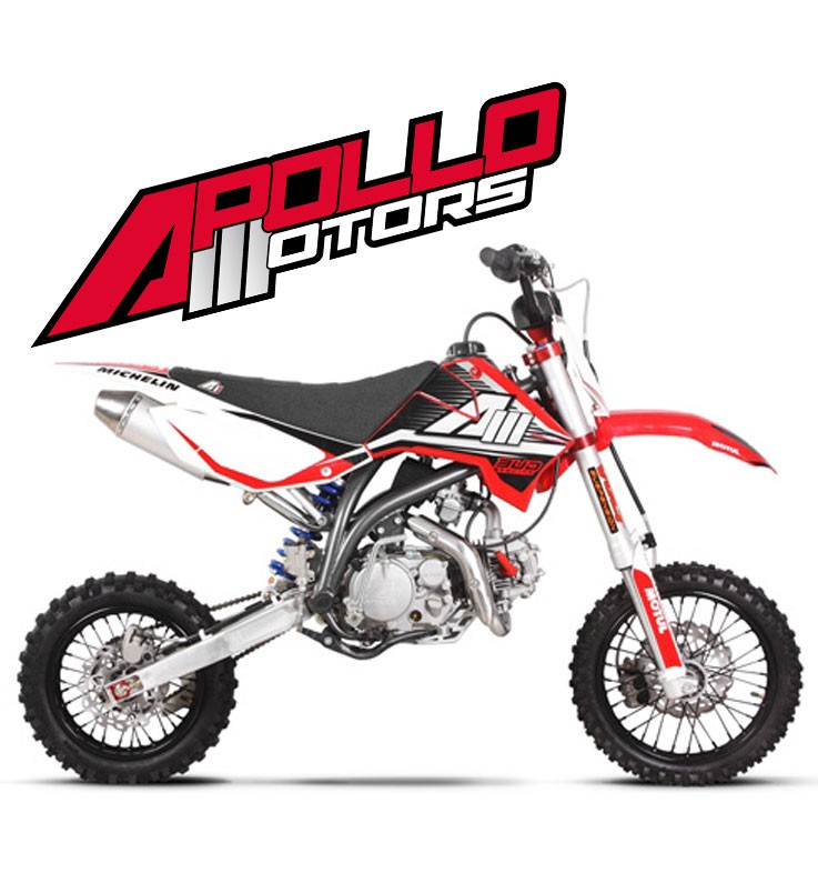 Pit Bike APOLLO RFZ ELITE 150 - Edition 2015