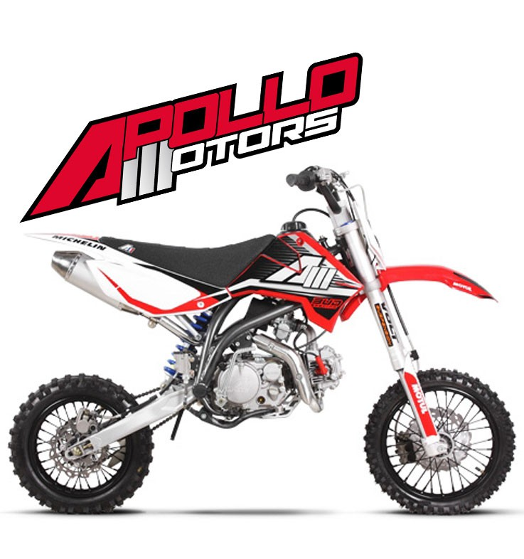 Pit Bike APOLLO RFZ OPEN 150 - Edition 2015