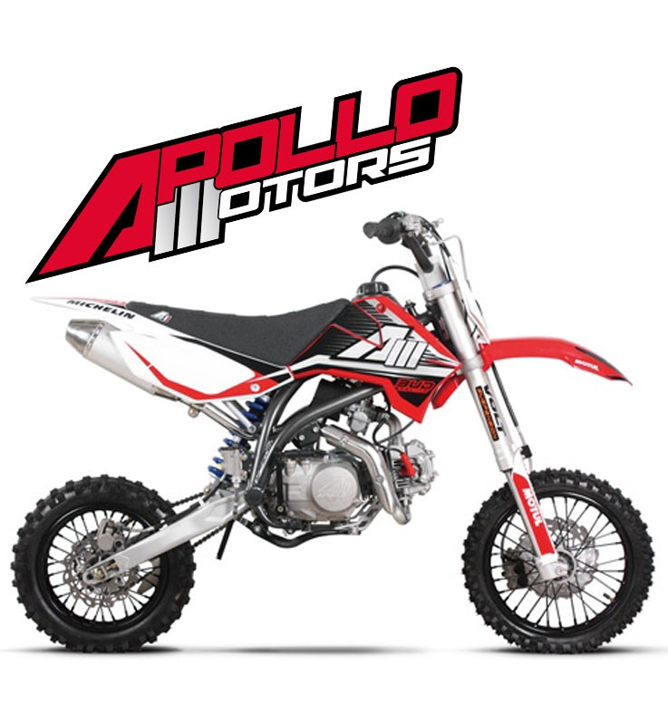 Pit Bike APOLLO RFZ OPEN 140 - Edition 2015