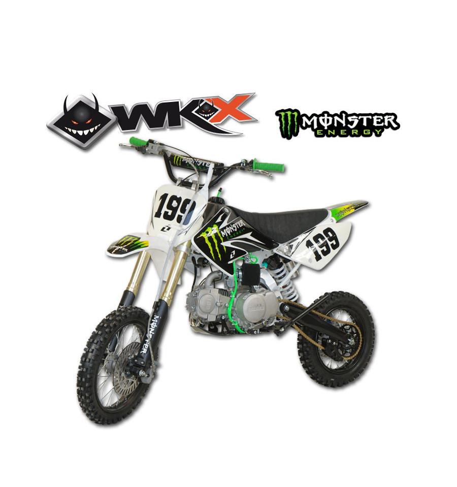 Mini moto 125cc kit deco monster energy pit bike crf70 for 70 bike decoration