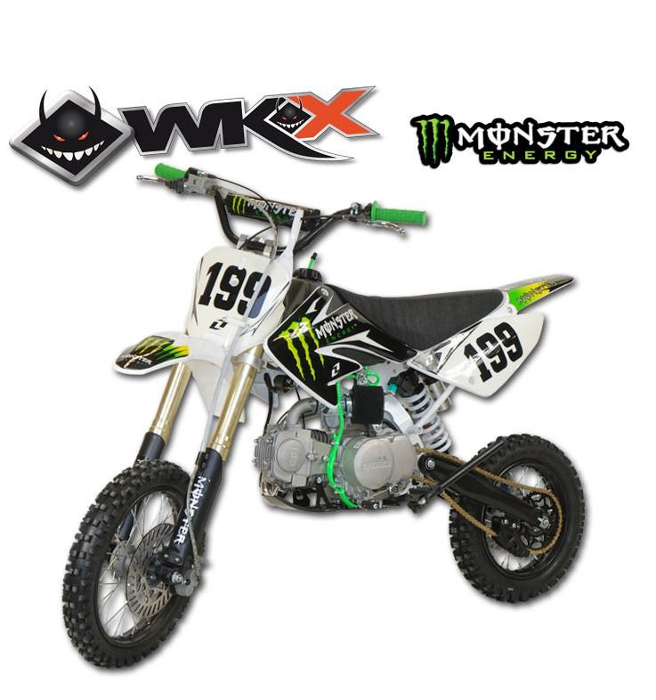 Pit Bike WKX 125 édition spéciale MONSTER - CRF70