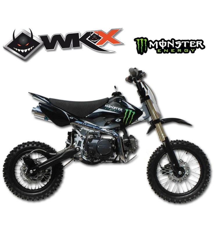 Pit Bike WKX 125 édition spéciale MONSTER - CRF50