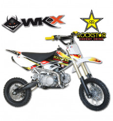 Piece Pit Bike WKX 125 édition spéciale ROCKSTAR - CRF70 de Pit Bike et Dirt Bike