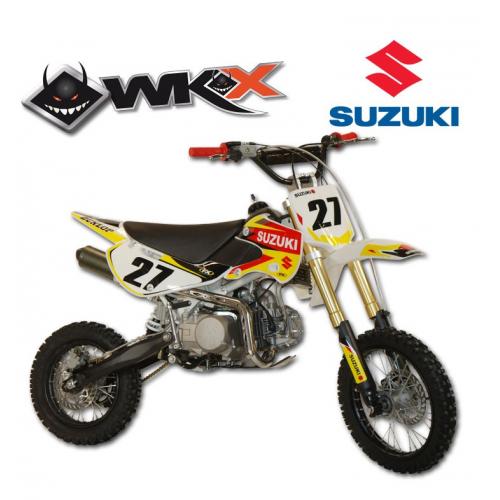 Piece Pit Bike WKX 140 édition spéciale SUZUKI - KLX de Pit Bike et Dirt Bike