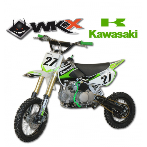 Piece Pit Bike WKX 140 édition spéciale KAWAZAKI - KLX de Pit Bike et Dirt Bike
