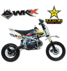 Piece Pit Bike WKX 125 édition spéciale ROCKSTAR - CRF50 de Pit Bike et Dirt Bike