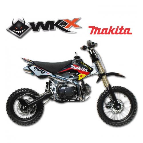 Piece Pit Bike WKX 125 édition spéciale MAKITA - CRF50 de Pit Bike et Dirt Bike