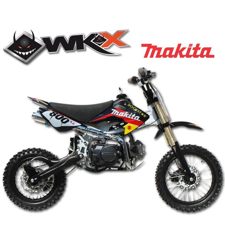 Pit Bike WKX 125 édition spéciale MAKITA - CRF50