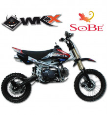 Piece Pit Bike WKX 125 édition spéciale SOBE - CRF50 de Pit Bike et Dirt Bike