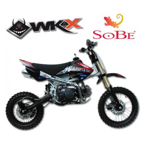 Piece Pit Bike WKX 125 édition spéciale SOBE - CRF50 de Pit Bike et Dirt Bike