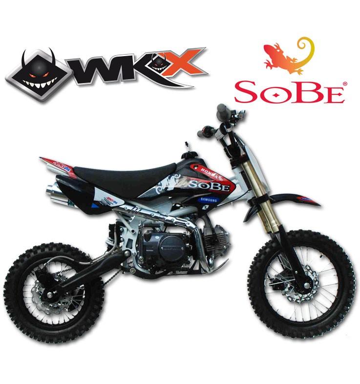 Pit Bike WKX 125 édition spéciale SOBE - CRF50