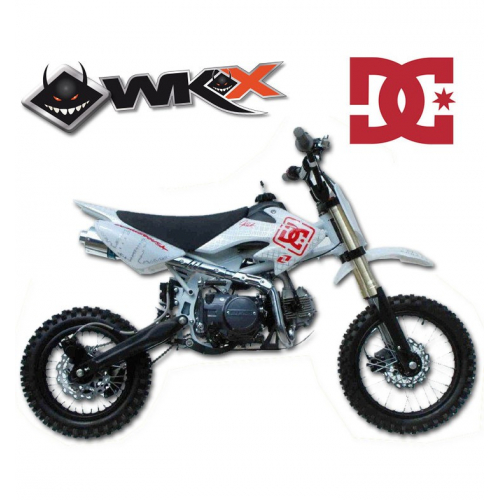 Piece Pit Bike WKX 125 édition spéciale DC SHOES - CRF50 de Pit Bike et Dirt Bike