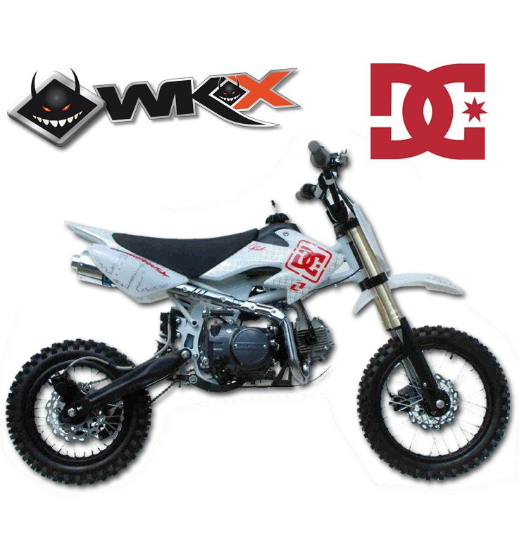 Pit Bike WKX 125 édition spéciale DC SHOES - CRF50