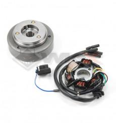 Piece Allumage rotor + stator pour moteur démarreur électrique de Pit Bike et Dirt Bike