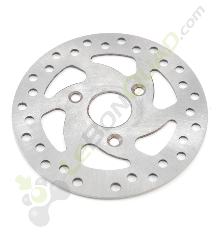 Disque de frein avant diamètre 120 de Quad pocket