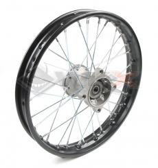 Piece Jante avant acier 12' axe 12 mm de Pit Bike et Dirt Bike