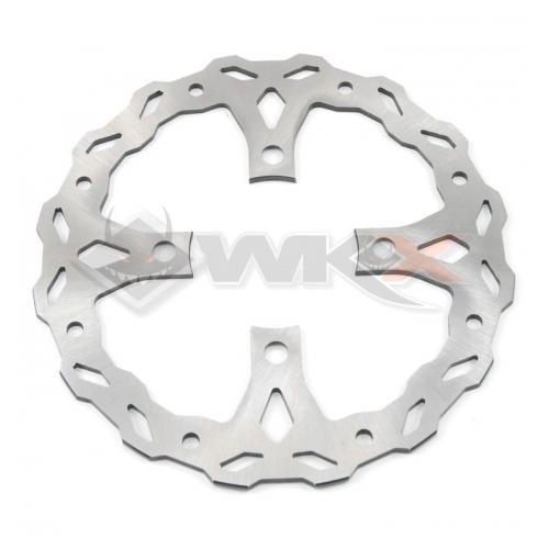Piece Disque de freins BP axe 76 diamètre 190 mm de Pit Bike et Dirt Bike