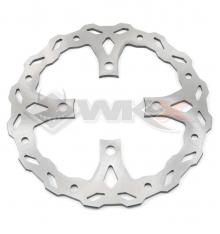 Piece Disque de freins BP axe 76 diamètre 220 mm de Pit Bike et Dirt Bike