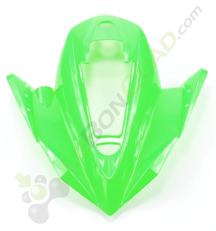 Kit plastique avant de Quad Speedbird VERT